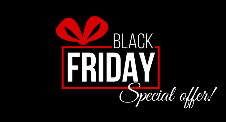Black Friday Special Offer!