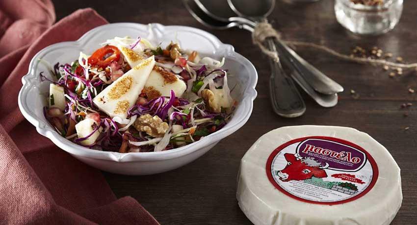 Σαλάτα πολίτικη με μαλακό τυρί Μαστέλο®